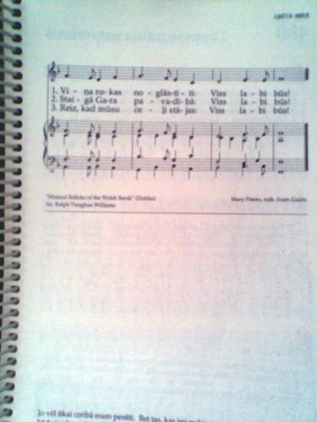 Baznīcas dziesmu grāmata